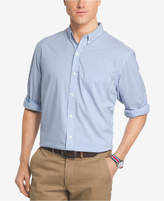 Izod Men's Advantage No Iron Stretch Stripe Shirt