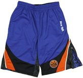 Zipway New York Knicks NBA Big Boys Zebra Print Shorts