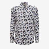 Bally Shoeman Printed Shirt
