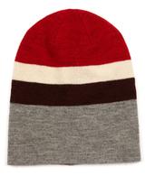 Etoile Isabel Marant Dreamy striped beanie hat