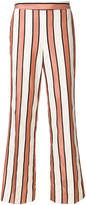 L'Autre Chose striped trousers