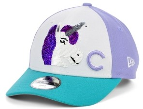 New Era Women's Chicago Cubs Unicorn Flip 9FORTY Cap