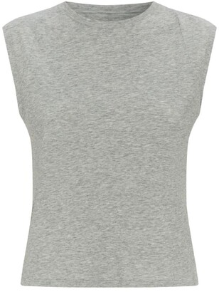Frame Le High Rise Muscle Tank Top