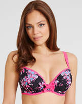 Curvy Kate Moonflower Padded Underwired Plunge Bikini Top