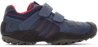 Geox Kids J New Savage Boy Touch 'n' Close Trainers