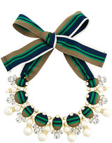Tory Burch embellished necklace