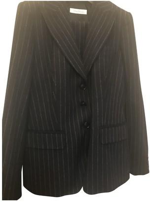 Max Mara Blue Wool Jackets