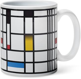 Moma Mondrian Color Change Mug
