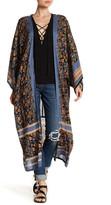 Angie Long Kimono Jacket