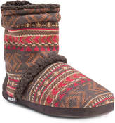 Muk Luks Women's Scrunch Boot Slipper