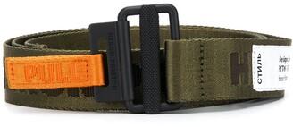 Heron Preston 3cm Tape Belt