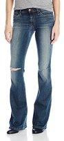 Joe's Jeans Women's Icon Mid-Rise Flare Jean in