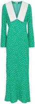 Thumbnail for your product : Rixo Arielle floral maxi dress