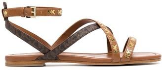 MICHAEL Michael Kors MK-embellished strappy sandals