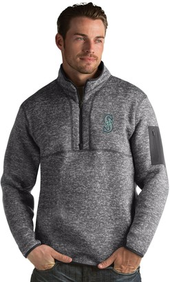Antigua Men's Seattle Mariners Fortune Pullover