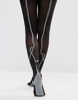 Jonathan Aston Jonathon Aston Safety Pin Tights