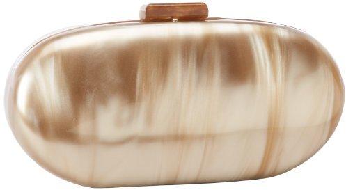 Magid Oval Acrylic Bag E7474 Clutch