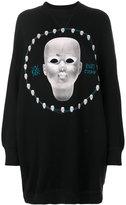 R 13 Dollhead grunge sweatshirt