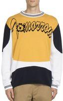 Stella McCartney Pique Knit Colorblock Sweater