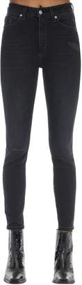Calvin Klein Jeans Skinny High Rise Stretch Denim Jeans