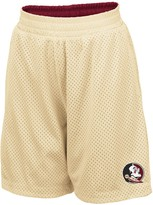 Colosseum Youth Gold Florida State Seminoles Field Trip Reversible Shorts