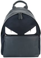 Fendi Bag Bugs backpack - men - Leather/Nylon - One Size
