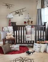 Glenna Jean Fly By 3-Piece Crib Bedding Set