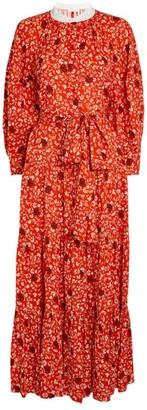 Chloé Printed Maxi Dress