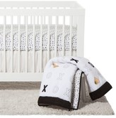 NoJo Crib Bedding Set 4pc - XOXO