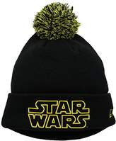 Star Wars New Era Cap Men's Pom Cuffer Stawar OTC