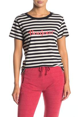Sub Urban Riot Bonjour Chelsea Striped t-Shirt