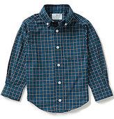 Class Club Little Boys 2T-7 Checked Sportshirt