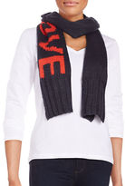 Wooden Ships Love Knit Scarf