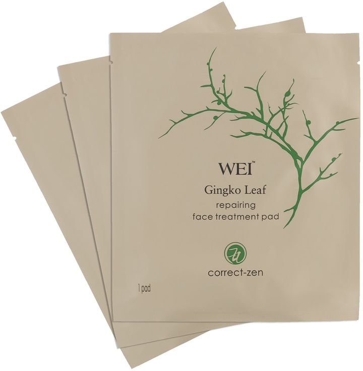 SpaceNK WEI Gingko Leaf Repair Treatment Pads