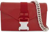 Christopher Kane Devine leather shoulder bag