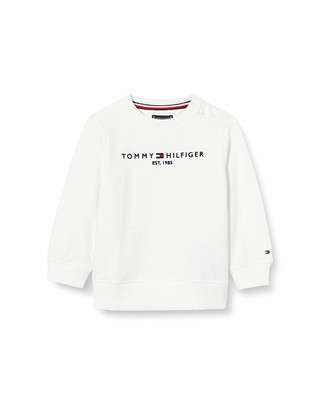 Tommy Hilfiger Boy's Essential CN Sweatshirt Sweater