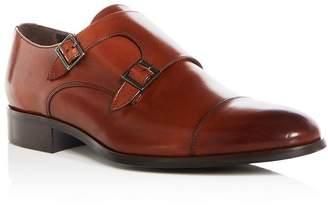 To Boot Men's Bankston Leather Double Monk Strap Oxfords