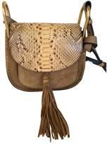 Chloé Hudson python handbag