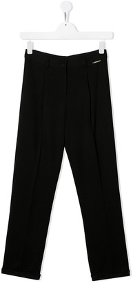 Twin-Set TEEN tailored trousers
