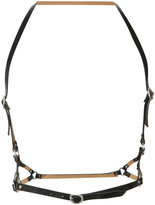 "Calleen Cordero 5"" harness belt - women - Leather - One Size"