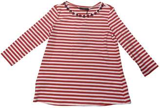Max Mara Weekend Red Cotton Top for Women