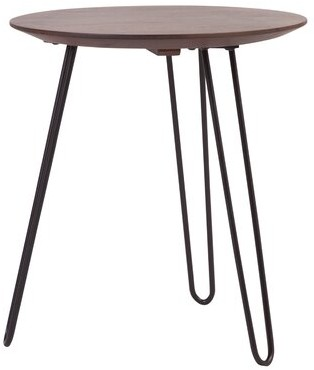 Union Rustic Laverty Contemporary End Table