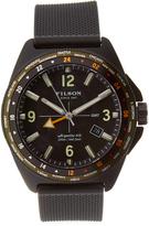 Filson Journeyman GMT Stainless Steel Watch, 44mm