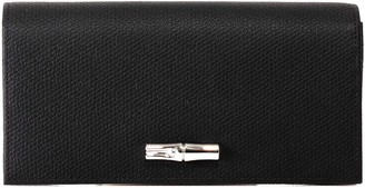 Longchamp Long Continental Wallet