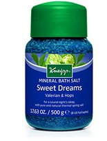 Kneipp Valerian & Hops Sweet Dreams Mineral Bath Salt, 17.63 Oz.