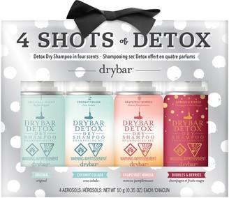 Drybar Flight of Detox Dry Shampoo Set