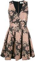 Alice + Olivia Alice+Olivia - floral print dress - women - Nylon/Polyester/Spandex/Elastane - 6