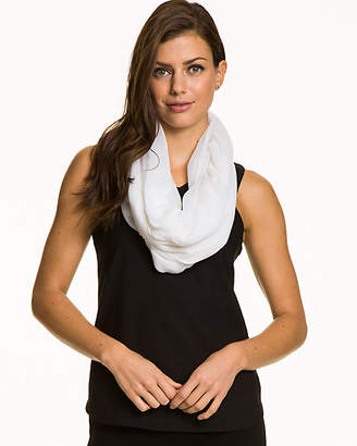 Le Château Lightweight Voile Infinity Scarf
