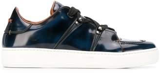 Ermenegildo Zegna Tiziano mid-top sneakers