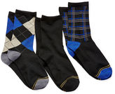 Gold Toe 3-pk. Dress Socks - Boys